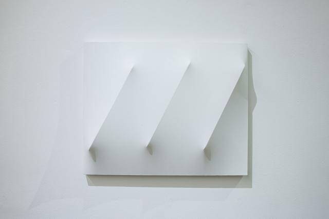 , 'Work - Three Lines at a Slant,' 1965, Yumiko Chiba Associates