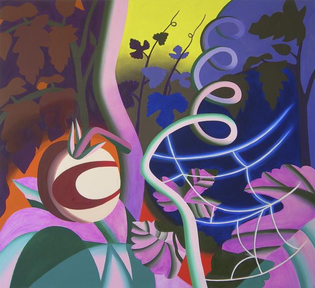 , 'Garden,' 2015, Morgan Lehman Gallery