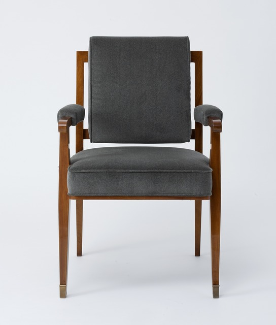 , 'Set of Eight Armchairs,' 1957, Maison Gerard