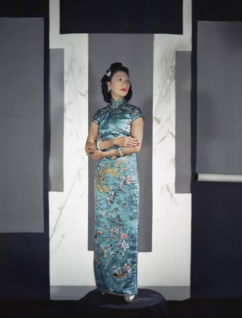 , 'Oei Huilan (the former Madame Wellington Koo),' 1943, The Metropolitan Museum of Art