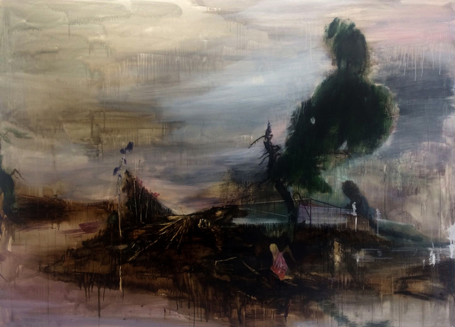 , 'Windflüchter,' 2018, Artscape