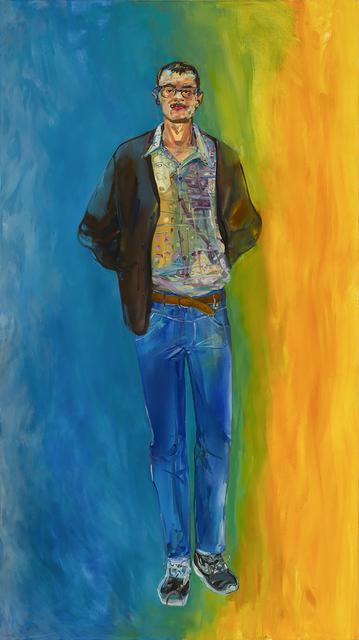 Angela Dufresne, 'Louis Fratino', 2018, Yossi Milo Gallery