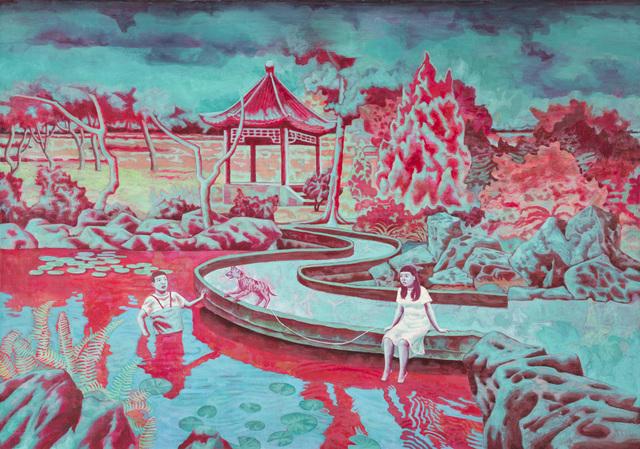 , 'Shilin Official Residence,' 2015, Yiri Arts