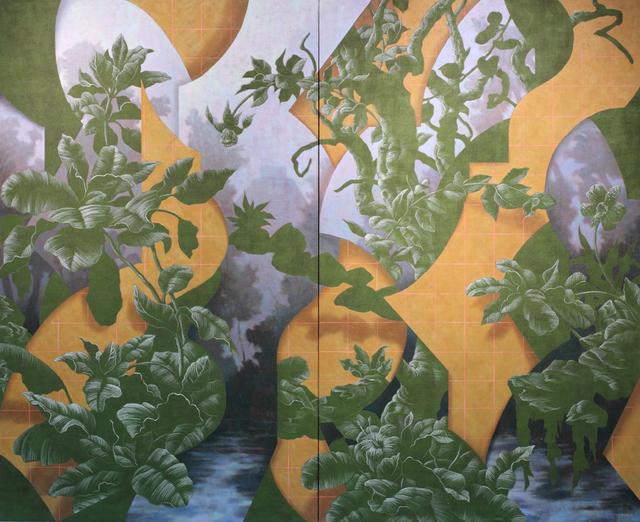 , 'CONQUISTADOR,' 2012, Galería Quetzalli