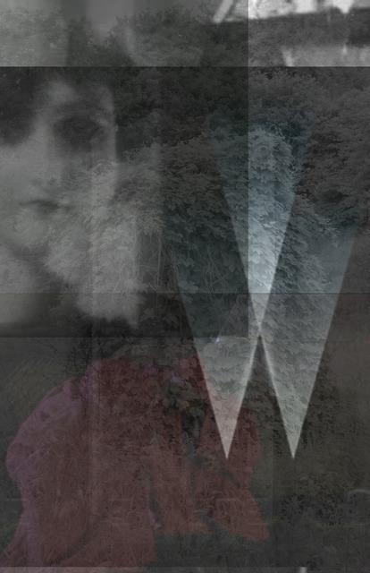 , 'Frau aus der Kamera,' 2012, Parrotta