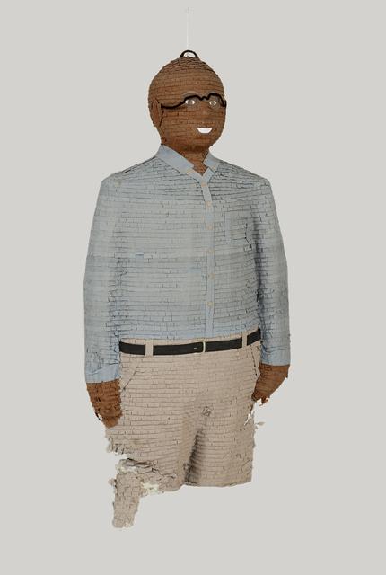 , 'Self-Portrait Piñata,' 2002, The Studio Museum in Harlem