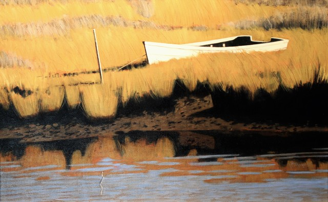 , 'In the Marsh,' 2017, Peninsula Gallery