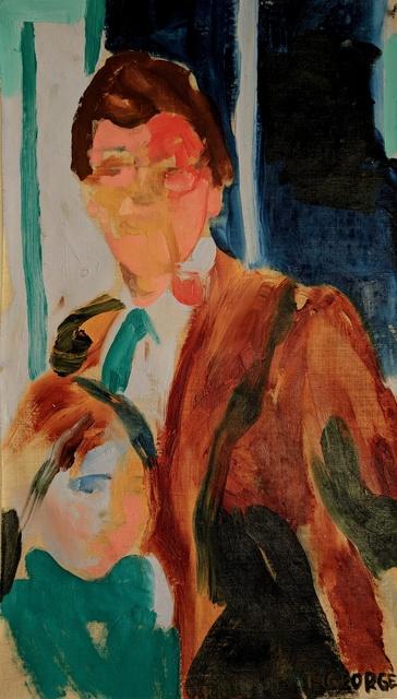 Rebecca George, 'By Blood', 2017, The Art House