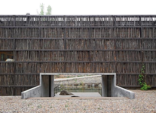 , 'Li Yuan Library V,' 2014, Matthew Liu Fine Arts