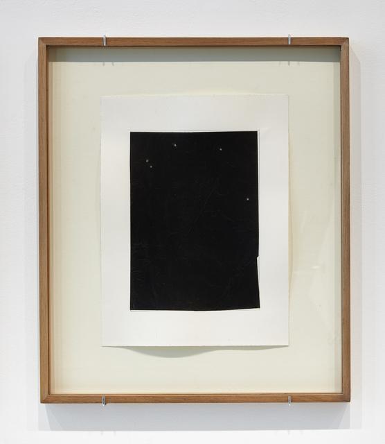 Vincent Como, 'Hexe 19', 2011, Minus Space