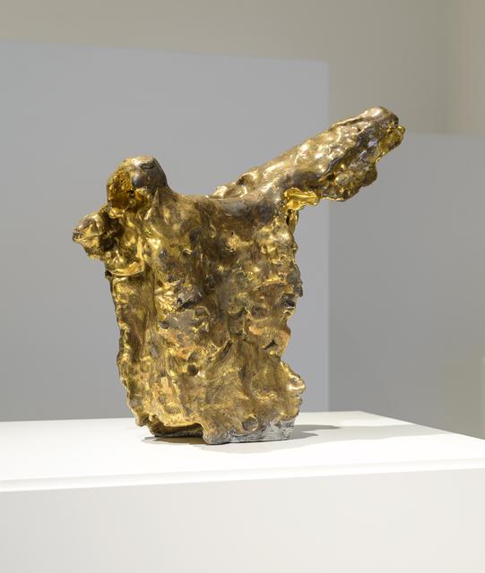 , 'Goldener Zwischenraum,' 2013, Dierking