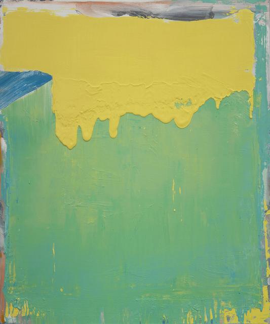 , 'Composition Yellow 16-3-9,' 2016, PARKVIEW ART Hong Kong