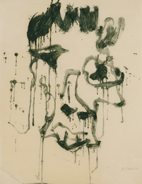 Willem de Kooning, 'Decomposition of Man,' ca. 1975, Sotheby's: Contemporary Art Day Auction
