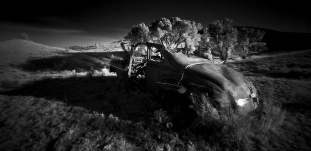 , 'Elizabethtown Pinhole Car,' , Modernist Frontier