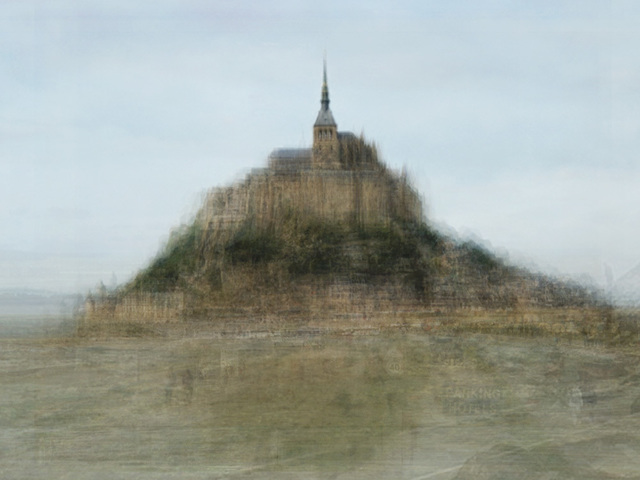 , 'Mount Saint-Michel,' 2005-2014, Danziger Gallery