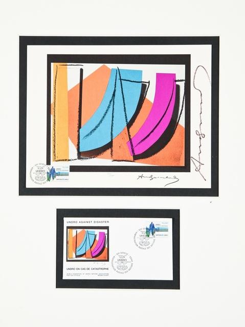 Andy Warhol, 'U.N. Stamp (Feldman & Schellmann II.185)', 1979, Forum Auctions