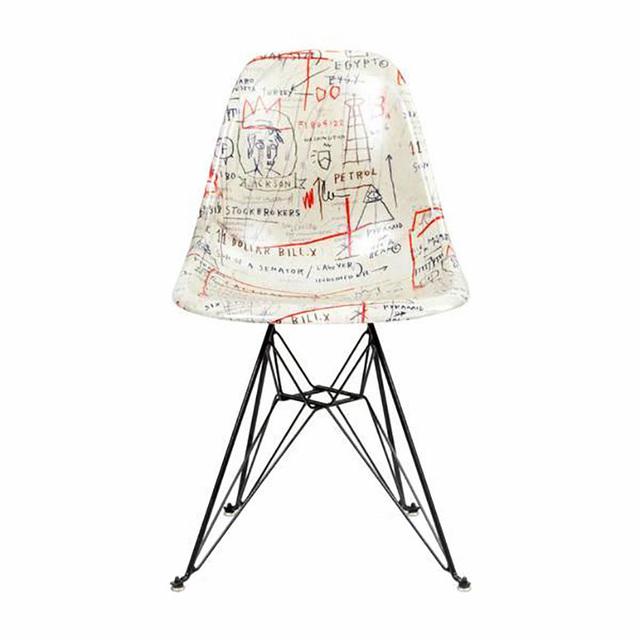 Jean-Michel Basquiat, 'Case Study Furniture® Chair (Jackson)', 2016-2019, Artware Editions
