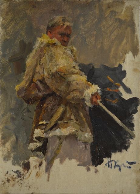 Nikolay Pavlovich Khristolyubov, 'Sketch', 1954, Surikov Foundation