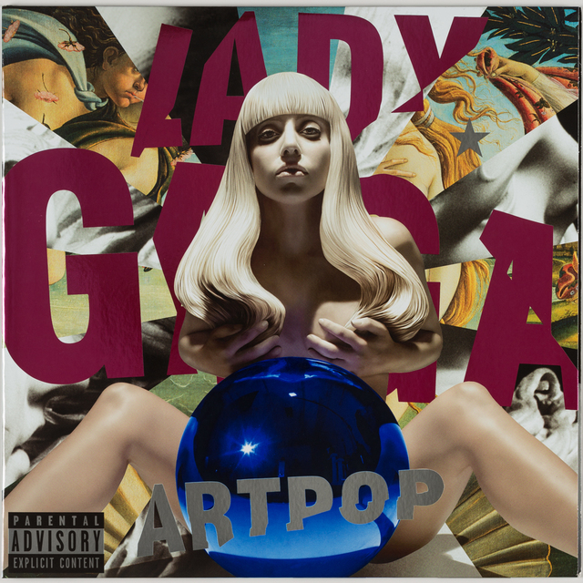 , 'Lady Gaga: Artpop,' 2013, David Klein Gallery