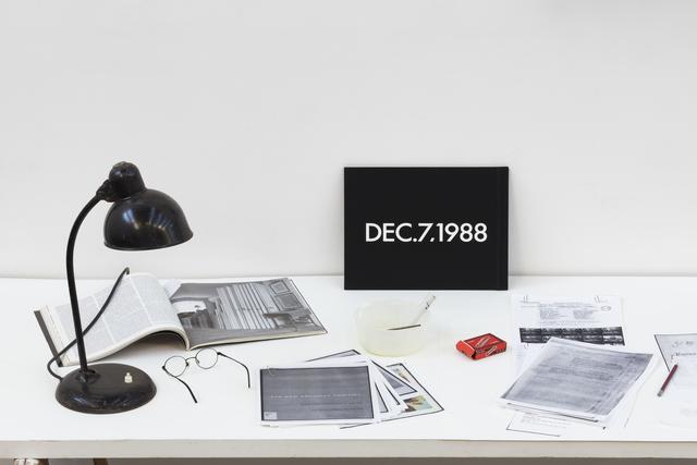, 'DEC. 7, 1988,' 2019, Josée Bienvenu