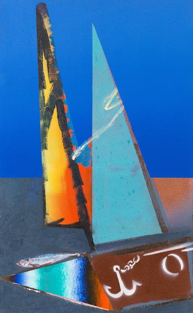 , 'Fronte del porto,' 2015, Anton Kern Gallery