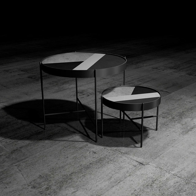 , 'Mihla table,' 2016, Anáhuac
