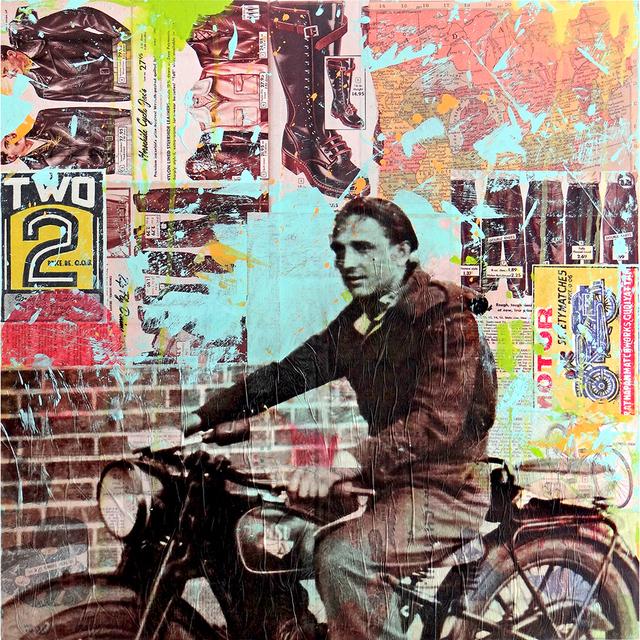 Tamara Ruiz, 'Rebel', 2018, JCO's Art Haus