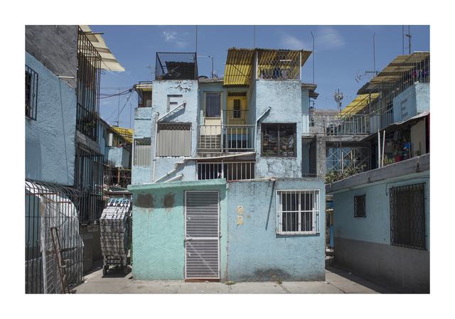 , 'A vecindad in the Tepito neighborhood of Mexico City, Mexico,' 2015, Patricia Conde Galería