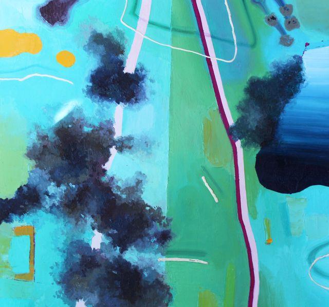 , 'Earth 4,' 2017, Alvarez Gallery
