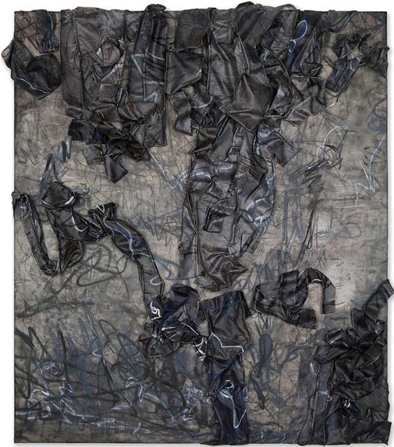 Deborah Winiarski, 'Lines Written III', 2015, The Painting Center