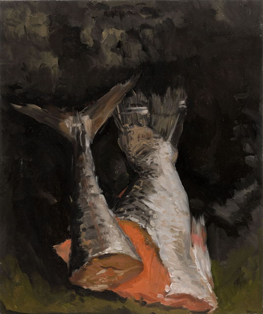 , 'Mackerel and Salmon 马鲛三文 ,' 2019, PIFO Gallery