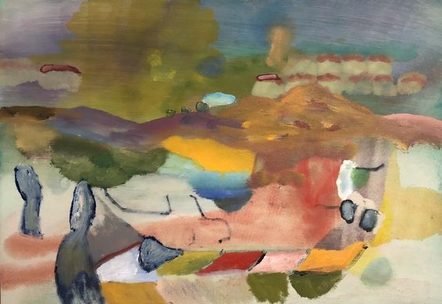 , 'Near Elvanfoot,' 2018, Tatha Gallery