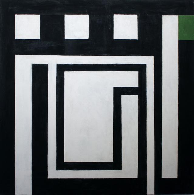 , 'A Touch of Green,' 2016, Carter Burden Gallery