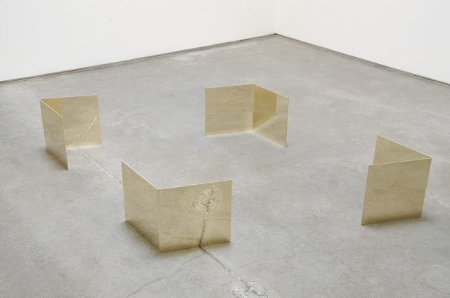 Dane Mitchell, 'Teleplastic Configuration (Sleep Architecture)', 2014, Christopher Grimes Projects