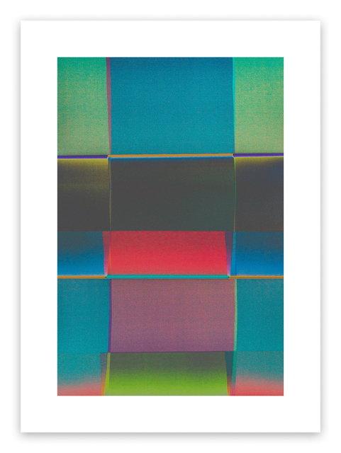 Luuk de Haan, 'Color Field 2', 2015, IdeelArt