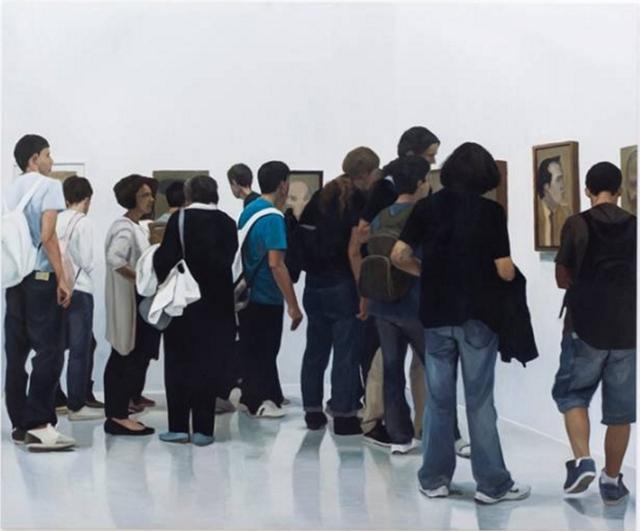, 'DOBLE ANUNCIACION,' 2012, Galería Juana de Aizpuru