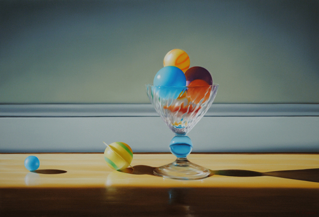 , 'Toy Planets,' 2020, Chase Young Gallery