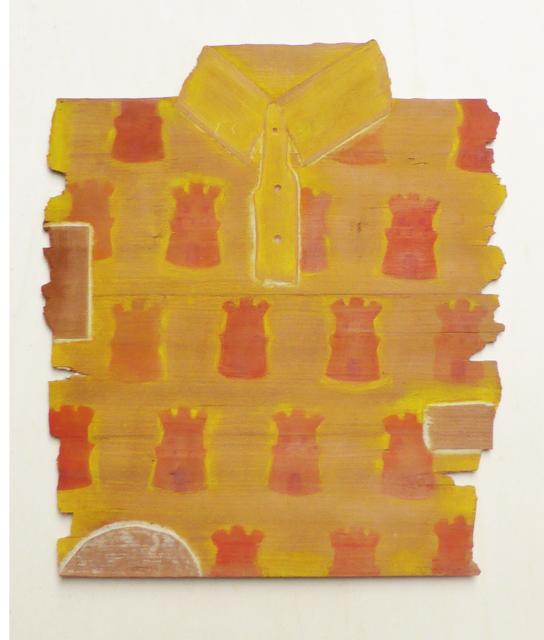 , 'Shirt 5.,' 1994, Marina Gisich Gallery