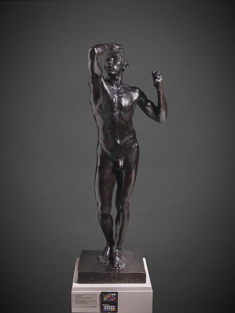 , 'The Age of Bronze,' ca. 1875, Legion of Honor