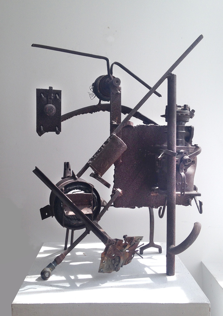 , 'Untitled (1952-12),' 1958, Washburn Gallery