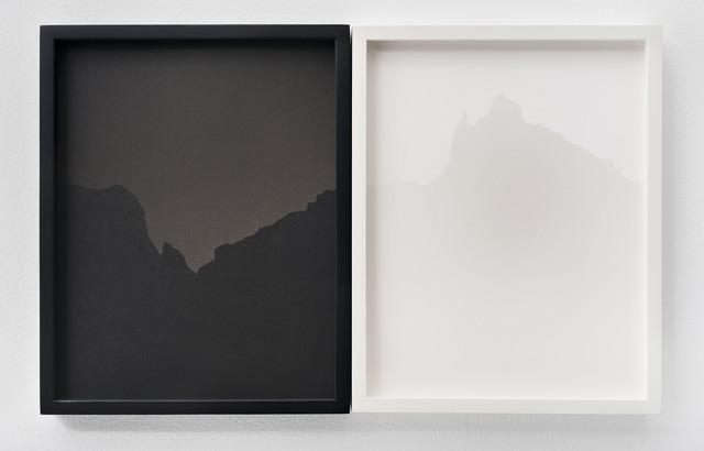 , 'Gorge Anza Borrego Desert,' 2018, EUQINOM Gallery