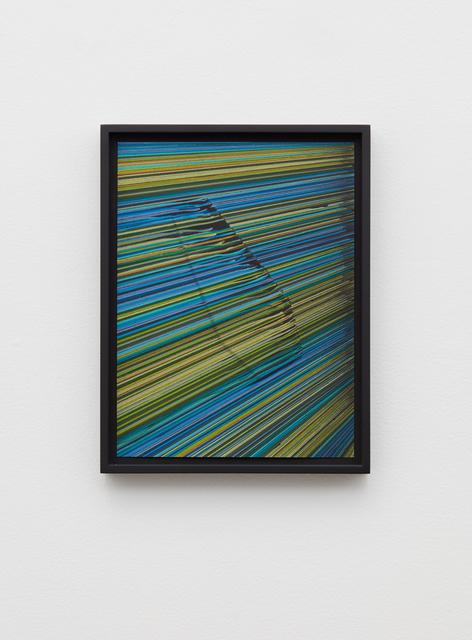 , '5 O'Clock,' 2018, Klowden Mann