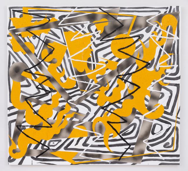 , 'Zigzag,' 2017, Ribordy Contemporary