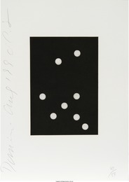 Donald Sultan, 'Dominoes Portfolio - 24,' 1990, Heritage Auctions: Valentine's Day Prints & Multiples