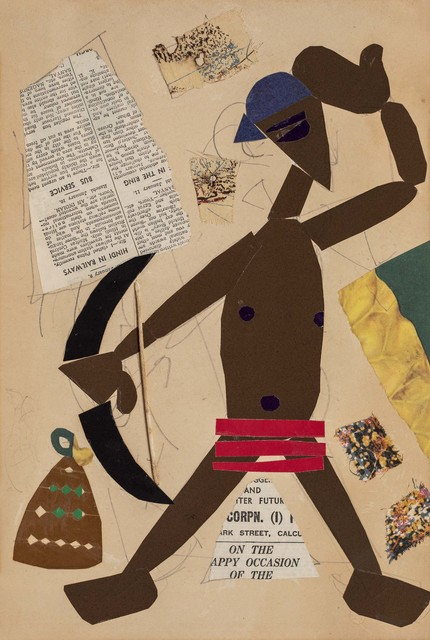 , 'Man with Stringed Bow,' , Vadehra Art Gallery