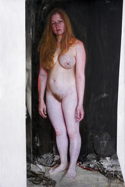 Viktoria Savenkova, 'I AM', 2020, Painting, Oil on canvas, 33 Contemporary