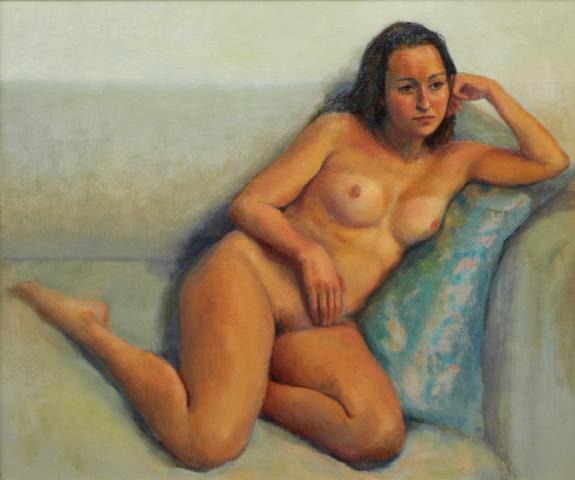 , 'Amanda,' 2014, Octavia Art Gallery