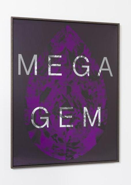 , 'Mega Gem (Largest Diamond Known to Man),' 2015, Maddox Gallery