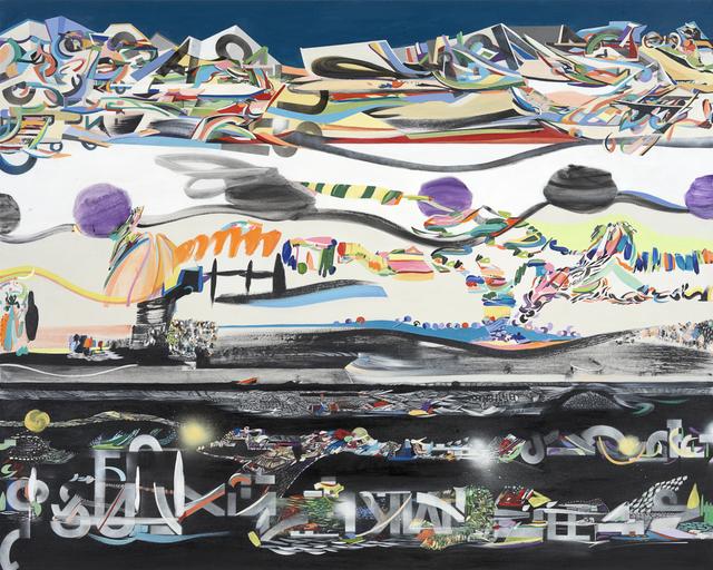, 'Horizon 3,' 2016, Octavia Art Gallery