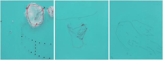 Handiwirman Saputra, 'Pedestal dan Garis Burung Mati (A Pedestal and Lines of a Dead Dird)', 2013, A3 Arndt Art Agency